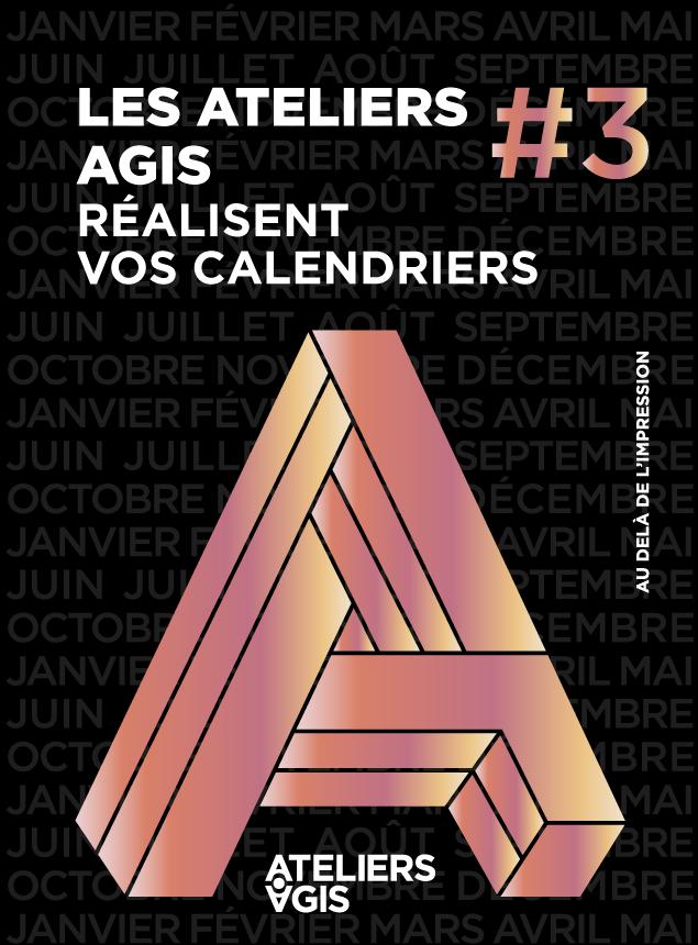 Landeau Création Graphique Atelier Agis Calendrier