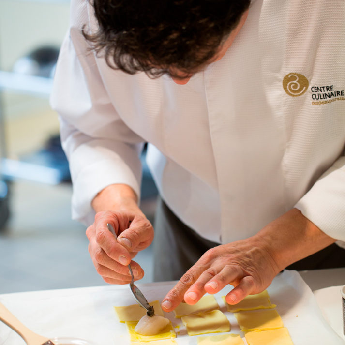 Landeau Création Centre Culinaire Contemporain Cuisinier
