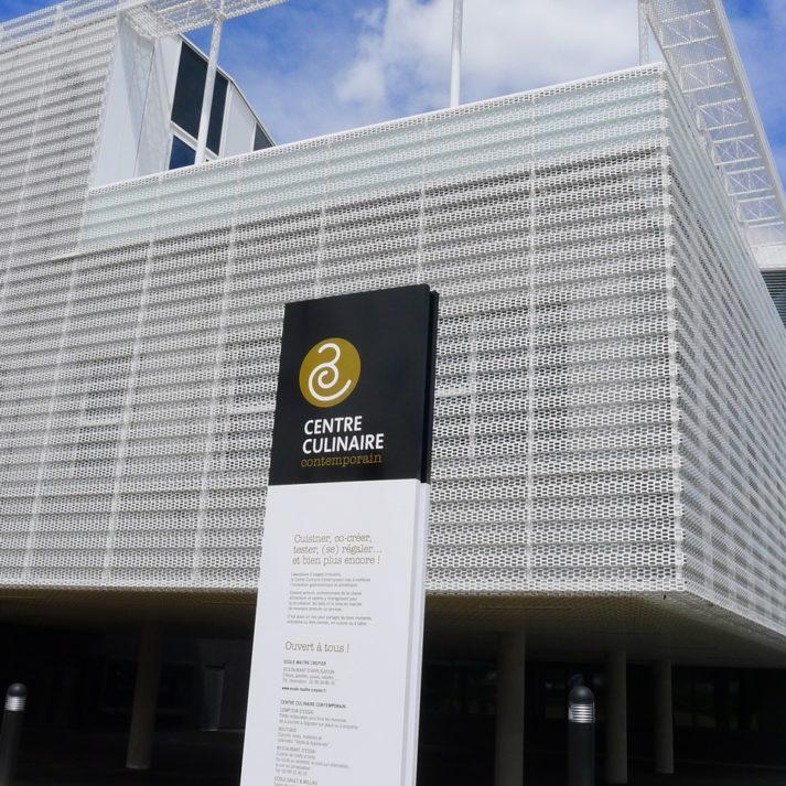 Landeau Création Centre Culinaire Contemporain Totem