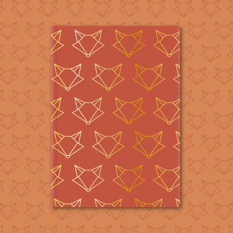 Landeau création Exacompta Agendas origami