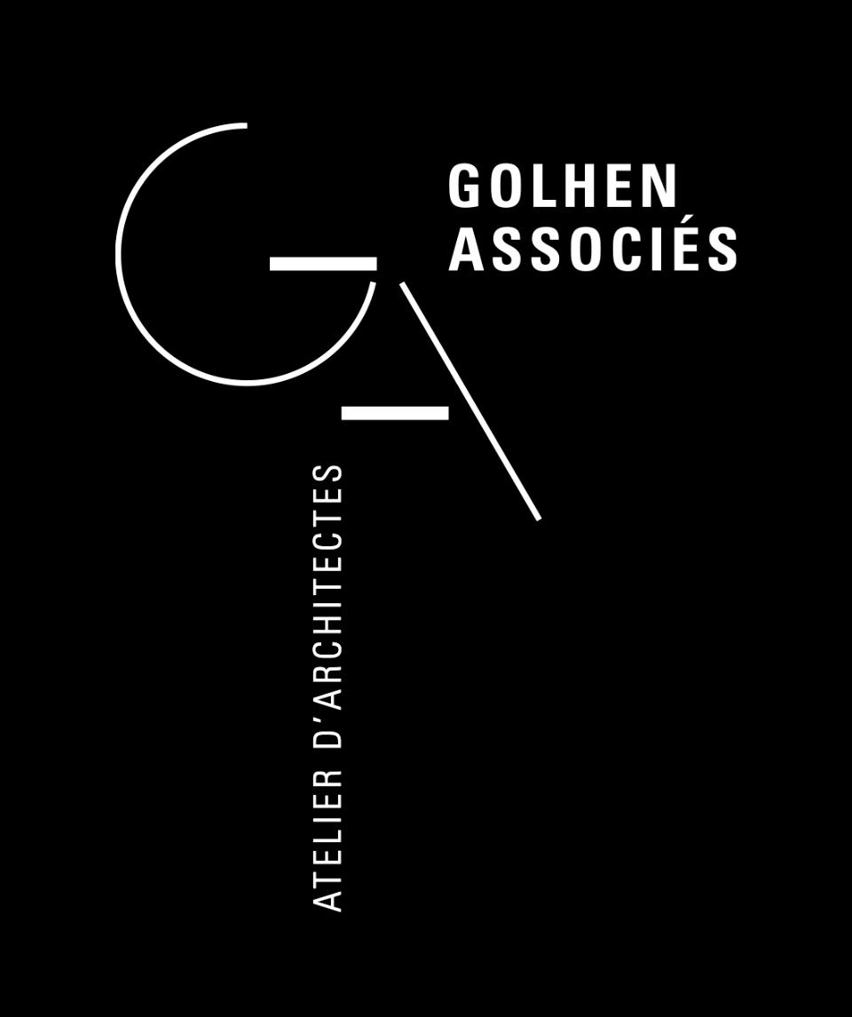 Landeau création Golhen architecte logo
