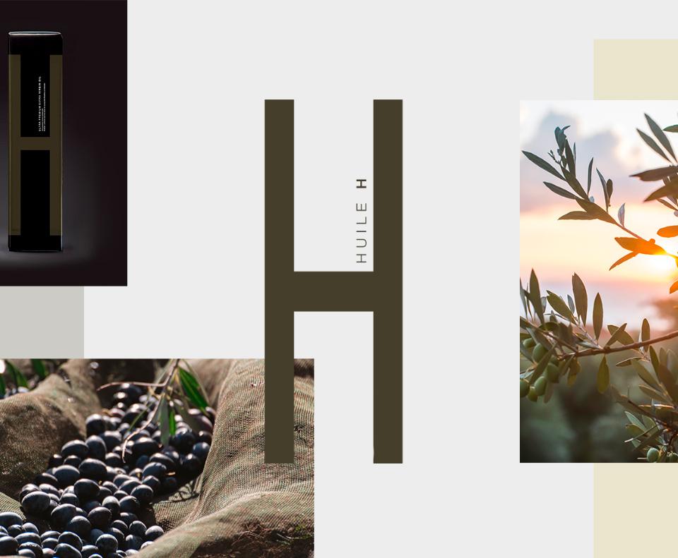 Landeau création Huile H