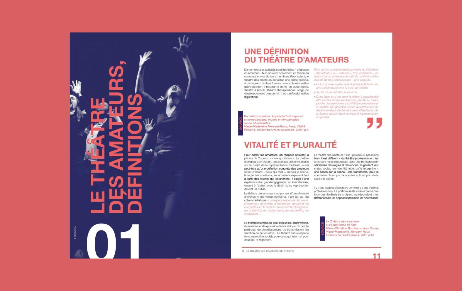Landeau Création Maison du théâtre intro guide du théâtre amateur