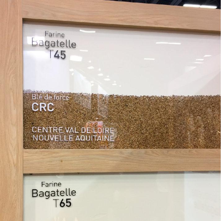 Landeau Creation Minoterie Bourseau paravent farine