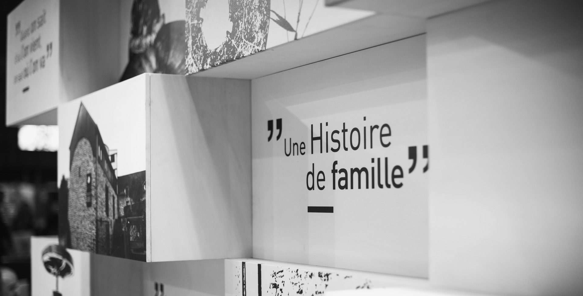 Landeau création Minoterie Bourseau stand Serbotel