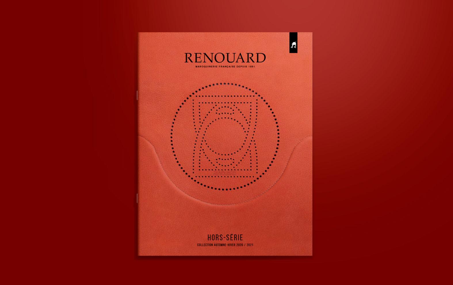 Landeau Création Maroquinerie Renouard photo d'Ambiance