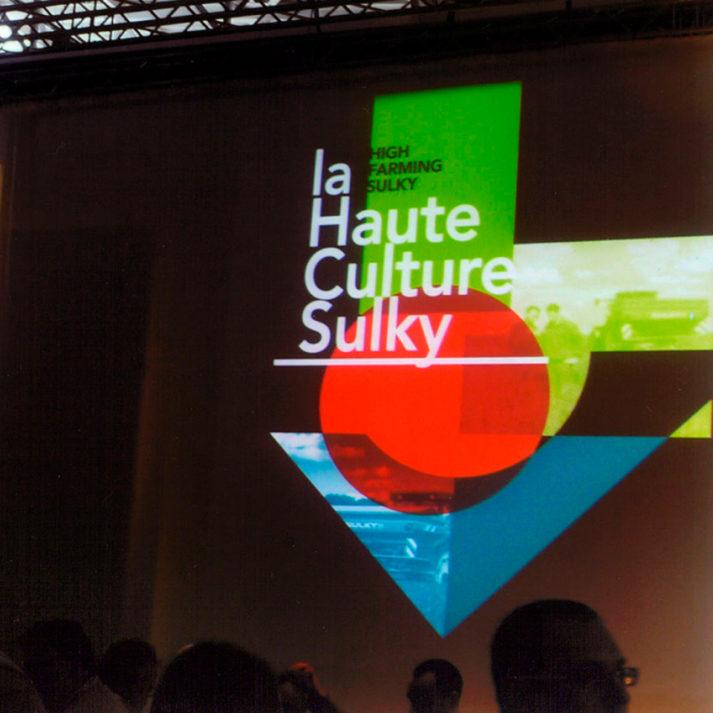 Landeau Création Sulky inauguration