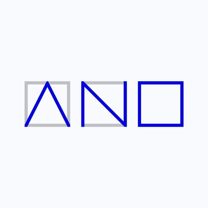 Landeau création Ariadnext décomposition logo
