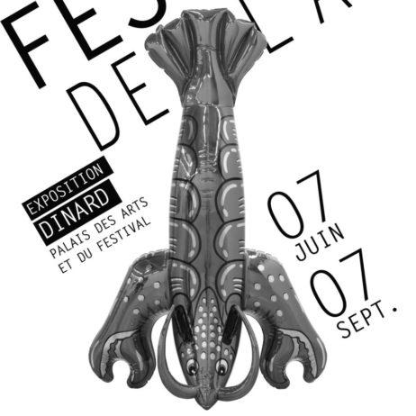 Landeau création Le Festin de l'Art affiches