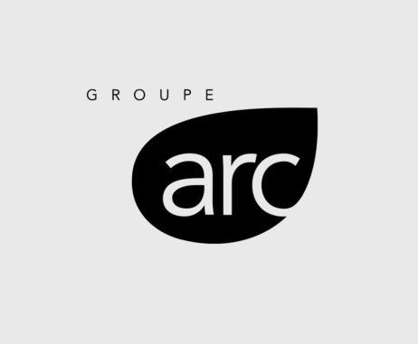 Landeau Création GROUPE ARC LOGO